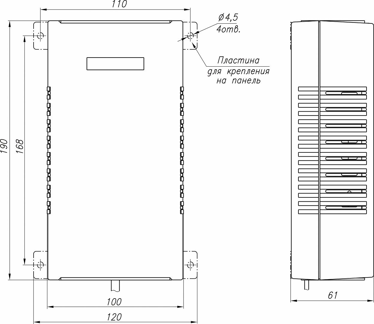 Инжектор PoE-12 I