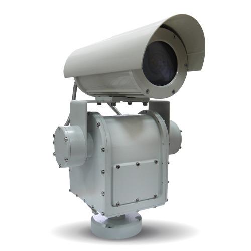 Взрывозащищенная сетевая поворотная видеокамера <br>КТП-1 Ех ( BHZ-1030 IP, f=4,3 – 129 мм )