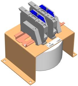 Блок питания для поворотных камер <br>БП-220VАС-24VAC/5,0А