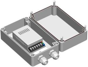 Блок питания герметичный <br>БПГ-36Вт 14