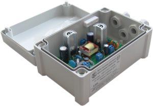 Блок питания уличный <br>БПУ-2-220VАС-24VDC/2,0А