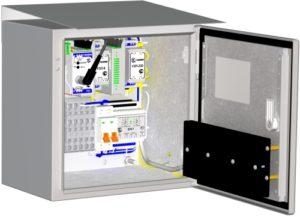 Термошкаф (300х300х210мм, -60°С)<br>ТШ-7-01 14