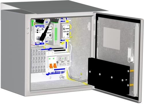 Термошкаф (300х300х210мм, -60°С)<br>ТШ-7-01