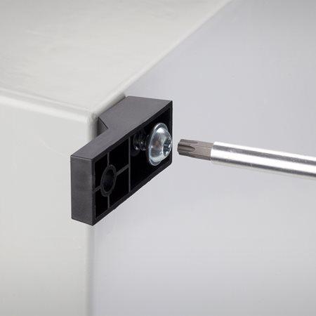 Настенное крепление для шкафов серии ТШП 2